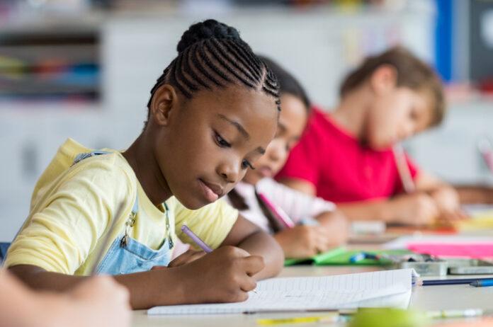charter school classroom