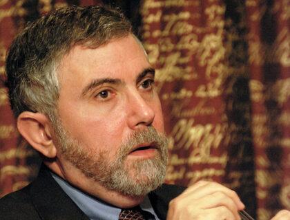 NYT columnist Krugman