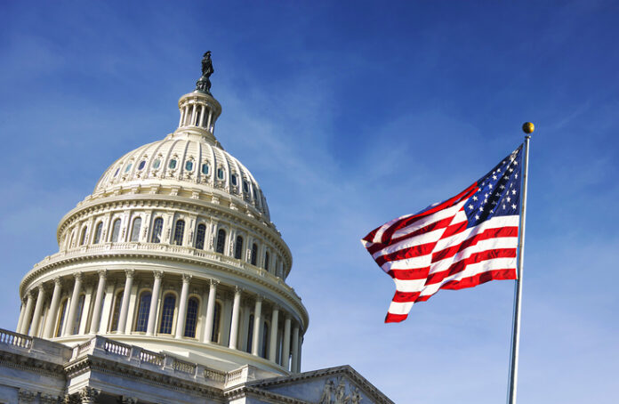 Capital building, where health reforms could be revoked