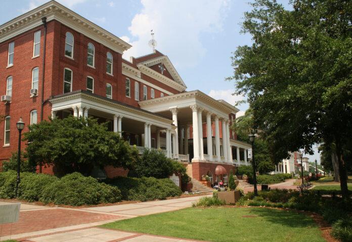 Virginia School Campus