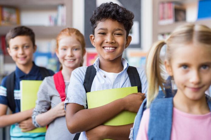school choice children backpacks