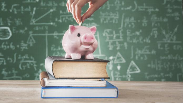 ohio school piggy bank
