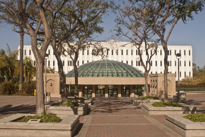 Library at San Diego State University