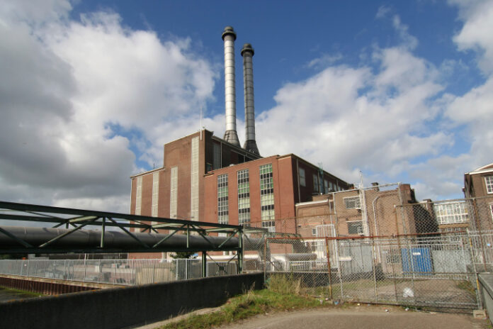 closed energy factory