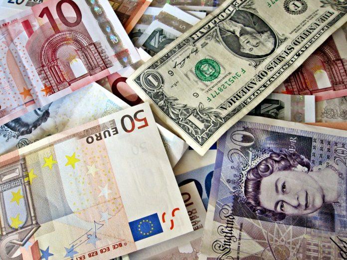 Money from around the world