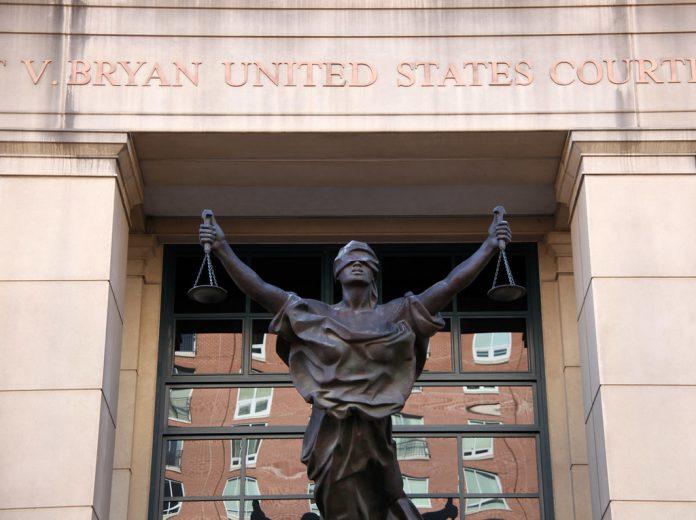 Albert V Bryan Federal District Courthouse - Alexandria Va