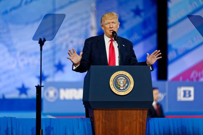Donald J. Trump at CPAC 2017